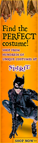 Halloween Costumes from Spirit Halloween