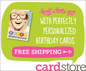 Cardstore.com Birthday Cards