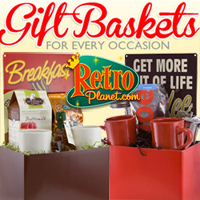 Retro Gift Baskets