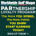 Worldwide Golf Shops - PARtership Loyalty Program. Earn Points for Shopping!
