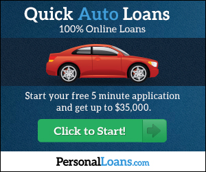 Image for Personal Loans (AUTO 2) 300x250