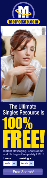 Metrodate.com - The Ultimate Singles Resource!