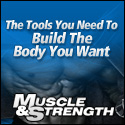 Get the tools you need to build your body!