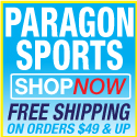 Free Shipping at Paragon Sports