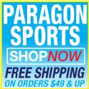 Free Shipping at Paragon Sports