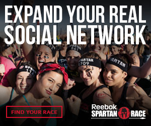 Experience the World's Best Obstacle Race Series! Sign up for Reebok Spartan Race Today!
