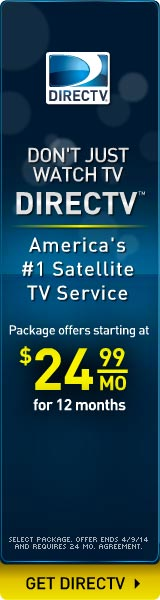 DirecTV Specials