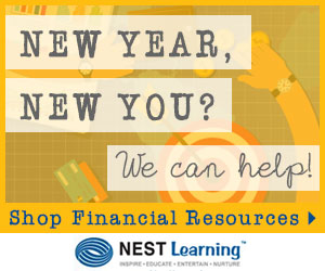 Up to 20% off career & finance books at NestLearning.com