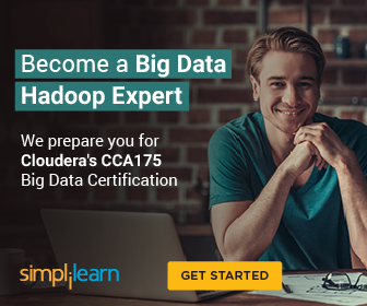 336x280 Big Data Hadoop Expert - Learn with Confidence