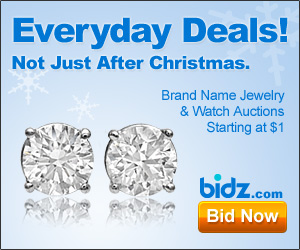Bidz Jewelry Gifts After Christmas sale