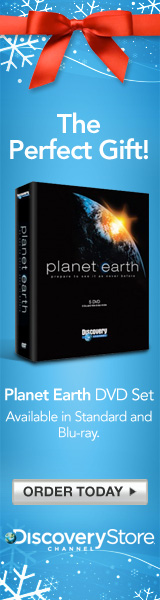 Discovery Planet Earth DVD Set - Order Today!
