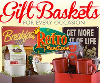 Retro Gift Baskets
