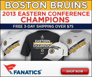 Shop for 2013 Bruins Eastern Conference Champions Merchandise at Fanatics