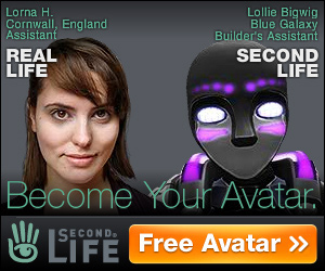 Join Second Life Now!