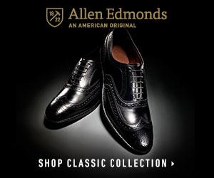 Allen Edmonds Free Shipping