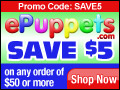 ePuppets.com - Save $5 on orders of $50 or more!