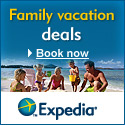 Expedia Vacation Deals and Seaworld Coupons