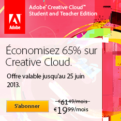 Creative Cloud Education