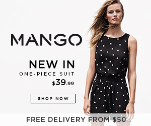 MANGO New fall fashion