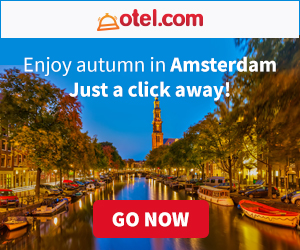 Amsterdam hotels at Otel.com