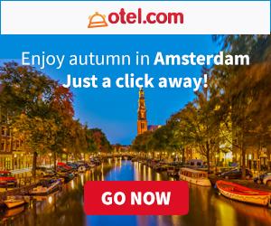 Amsterdam hotels at Otel.com