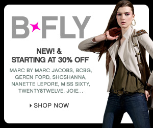 B*Fly: James Jeans, Hudson, Joes and more!