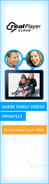Download RealPlayer SP for Your Pocket Device - FREE!