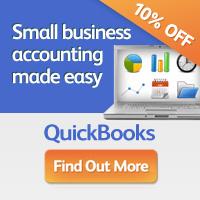 10% off QuickBooks