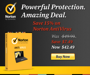 15% off Norton Anti-Virus 300x250 - Direct to Cart