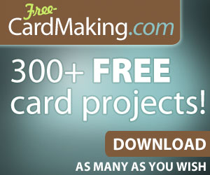 Free Card Making Projects Patterns and Instructions