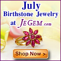 Check out July Birthstone Jewelry at JeGem.com!