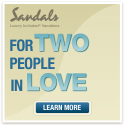 Exclusive Summer Sale at Sandals Resorts