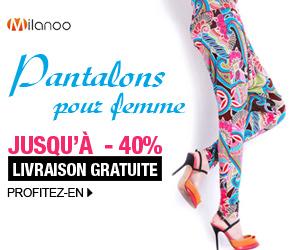 Jeggings Pantaloons Milanoo.com