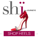 Shop Heels at shi by Journeys Now!