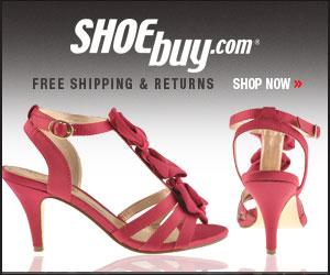 Get 10% OFF plus FREE Shipping from ShoeBuy.com