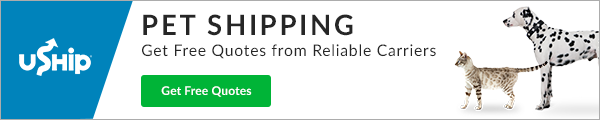 Uship Pet Shipping Quotes