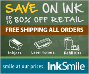 Free shipping on printing supplies