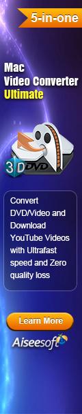 Aiseesoft Mac Video Converter Ultimate