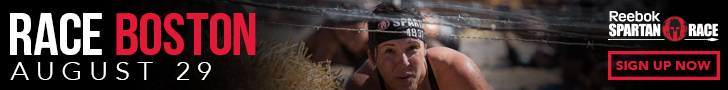 Boston Sprint, August 29 & 30, 2015, Sign Up Now for this Reebok Spartan Race!