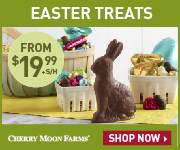 Easter Gift Baskets & Treats from only $19.99 - 180x150