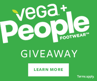Vega x People Footwear giveaway + 25% off sale