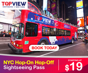 TopView Sightseeing Bus Tours