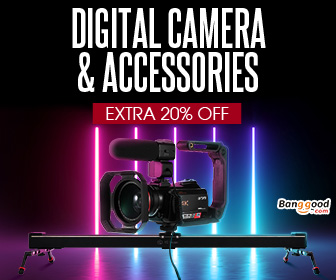 Image for 20% OFF Coupon for Digital Camera & Acc