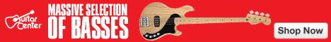 Bass guitar category at GuitarCenter.com