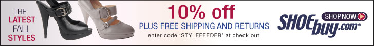ShoeBuy.com - 10% off - Stylefeeder