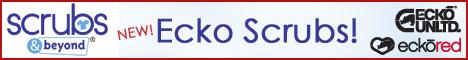 NEW: Ecko Scrubs for Men and Women!