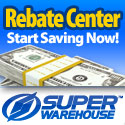 Rebate Savings @ Superwarehouse.com