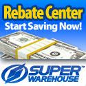 Rebate Savings @ Superwarehouse.com
