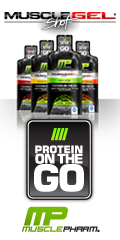 MusclePharm MuscleGel Shot