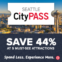 Save up to 50% or more on Seattle's 5 best attractions at CityPASS.com - Shop Now!